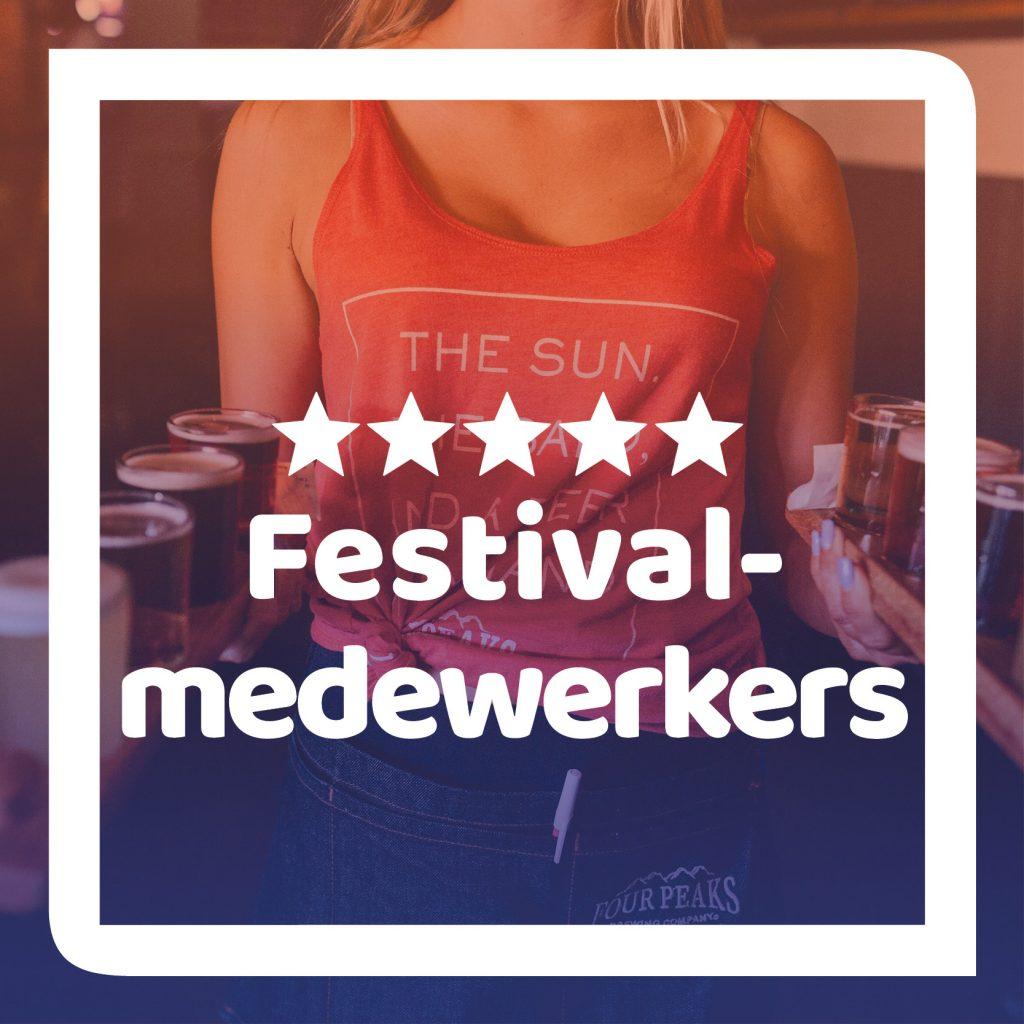 Festivalmedewerkers